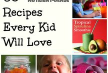 Kid/baby food