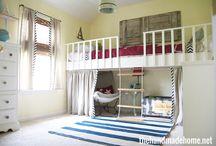 Home // Girls bedroom