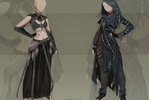 Character design - insp