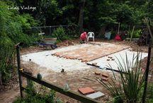 Zahradní altán/garden sheat