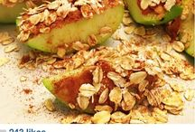 Healthy snack/dessert options  / by Michelle Janes