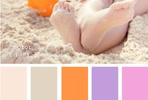 people color palette / by Dializ arts