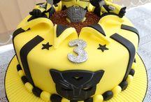 Lexi's 6th Birthday - Transformers / Transformer Ideas