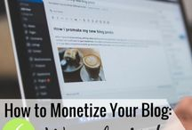 Income Streams / Tips for making more money online by creating multiple income streams.