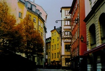 Places I'd Like to Go / by Melba Herrera