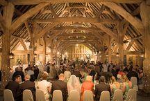 Wedding Venues - The Priory Barn - Herts