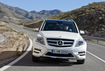 Mercedes-Benz GLK-Class / by Mercedes-Benz USA