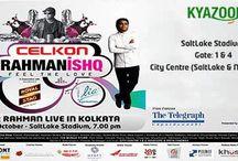 KyaZoonga.com: Buy tickets online for Celkon Rahmanishq- Feel the love