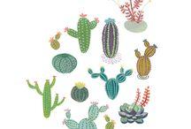 [ aquarelas cactus ]