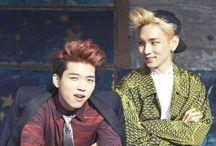Toheart (Woohyun & Key)