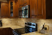 Custom Cabinets / Beautiful Wood Cabinets & Built-ins