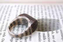 Coliers en papier