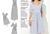 Dress patterns
