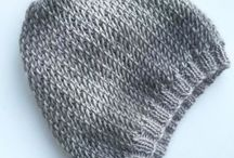 tricot pour les grandes et les petits