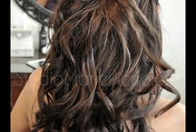 Long curly hair styles