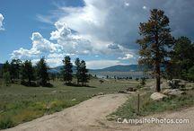 Best Campsites / Some of our favorite campsites.