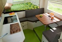 Camper idea,interior and design