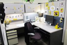 Nesting my Cubicle / by Eve-Marie Rodrigues