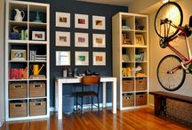 Office & Sewing Room / by Kelly @ Tully&Mishka