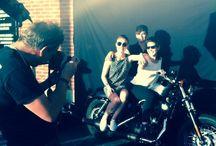 Soirée Chrome and Roses - Harley Davidson / Jeudi 12 juin 2014, de 18h30 à 23h, une soixantaine de bonnes copines ont participé à la soirée Chrome and Roses à la concession Borie Harley-Davidson ! Le seul mot d'ordre : passer une soirée de folie entre bonnes copines grâce à l'équipe d'Harley qui nous a accueillies, il faut le dire, comme des princesses ! Pour en découvrir davantage : http://www.mesbonnescopines.com/retourschromeandroses