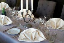 Harmooni interior / party and dinner decoration,  interior design ideas at Harmooni restaurant Jyväskylä