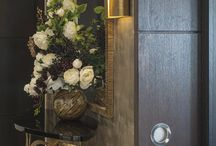 Sliding Doors / Joseph Giles luxury sliding doors are designed and manufactured to sit comfortably in an array of luxury residential and hospitality environments and are available in a range of finishes to suit the unique requirements of the interior design project.