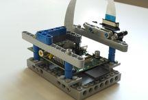 Lego with RC Servo