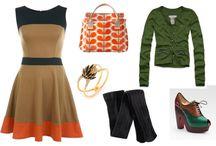 Orange / by Autumn Crable