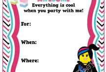 Kids Birthday Party Ideas / #Minecraft #Birthday #Party #Ideas #Invitations, #MinecraftTheme #Cake #Birthday #Party #Themes #Boys #Girl #Pokemon #Nerf #PartyFavors #favors