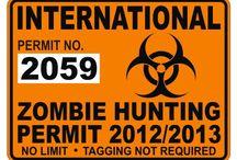 Zombie Prepin' / by Jennifer Rankey