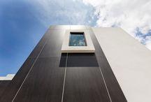 Neolith facades / Various Neolith facade projects