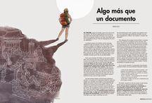 ABerrocaL infographics & illustrations / Ilustraciones, diseños e infografías