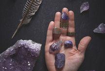 rocks stones shells