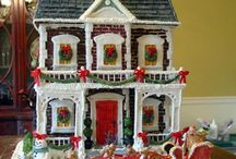 Christmas Gingerbread / by Dorothy Williams