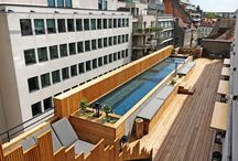 Hotels DESIGN: (outdoor) swimming pools / Infinity pools, rooftop pools, ahhh pools