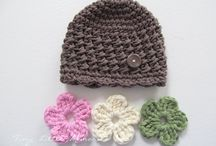 Hat & Scarf & hand & leg Crochet / by Monica Ziska