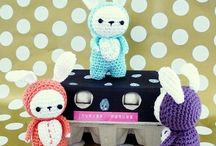 Amigurumi & other cuties.