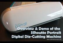 Dye cutting machine instructions