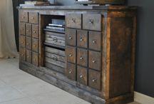 DIY furniture / by Ashley Hibbard