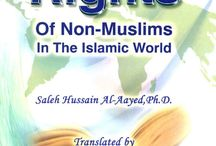 The Rights of Non-Muslims in The Islamic World / Source:  http://waqfeya.com