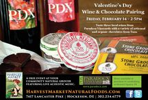 Special Events & Happenings / Harvest Market hosts many in-store events, in addition to attending and supporting community events.