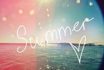 summer lovin'. / by Samantha Bantten