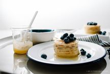 Blueberry Recipes / sweet AND savoury blueberry recipes