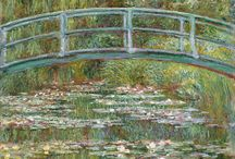 Monet ou les tourbillons des couleurs