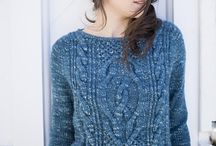Stricken: Pullover