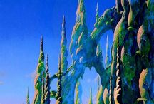 Roger Dean's Art