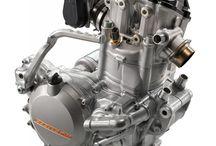 Układy cylindrów silników 4T (czterosuwowych)