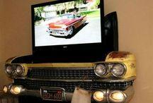 custom car furniture