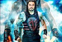 Romans Règne  WWE