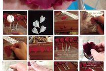Fondant Flowers Tutorials